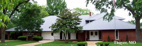 Carter Funeral Home Inc West Plains Obituaries