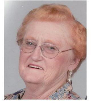 Betty Claudine Montgomery Tharp