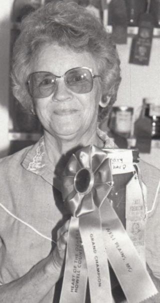 Mary Evelyn Tharp